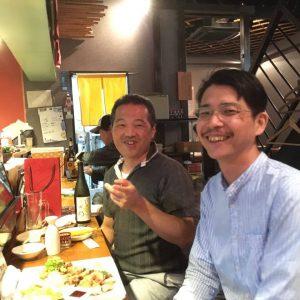 廣田さんと伊藤くん